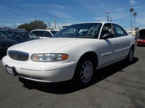 2001 Buick Century Transmission by Buy Used 2001 Buick Century No Reserve In Anaheim
