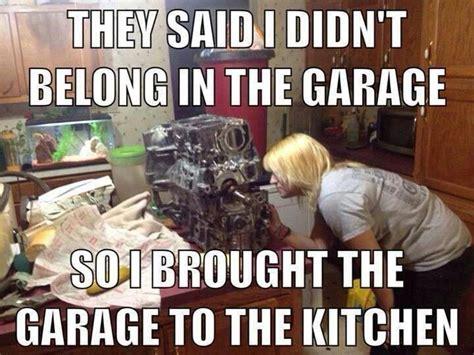 Car Mechanic Memes - funny female mechanic google search something funny or cute pinterest