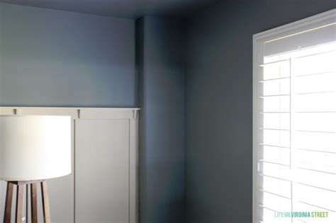 painting a room with behr atmospheric paint on