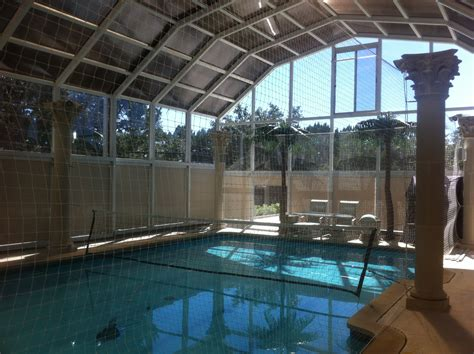 framed pool canopy cover covers in play motorized blinds for your pool enclosure