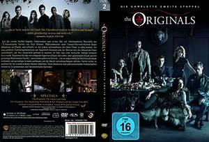 The Originals: Staffel 2 dvd cover & labels (2015) R2 ...