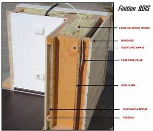 Epaisseur Mur Ossature Bois : origine des maisons maison ossature bois clairvaux les lacs ~ Melissatoandfro.com Idées de Décoration