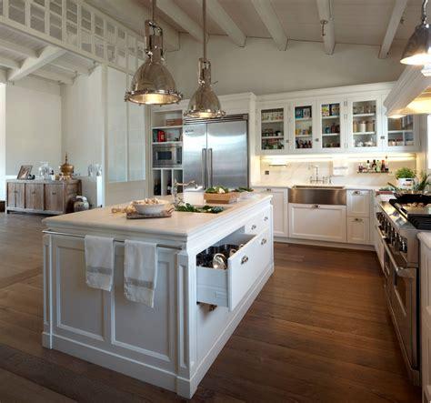 fabulosos disenos de cocinas en blanco