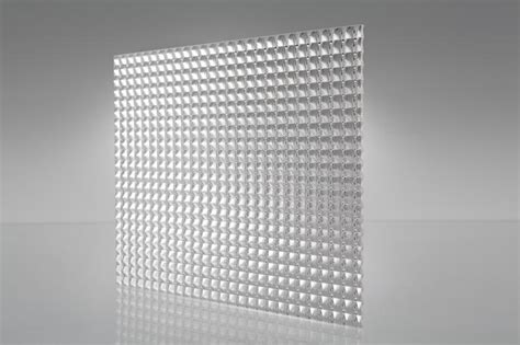 Hot Sale Polystyrene Prismatic Lgp Acrylic Pmma Clear Led