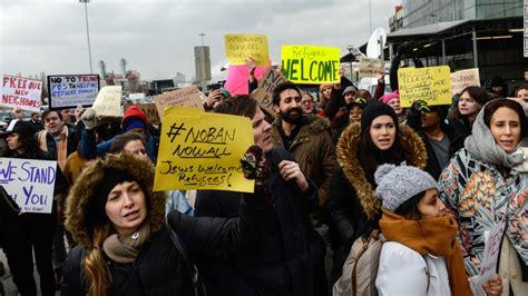 Protesters Decry Trump's Immigration Policies Cnnpolitics