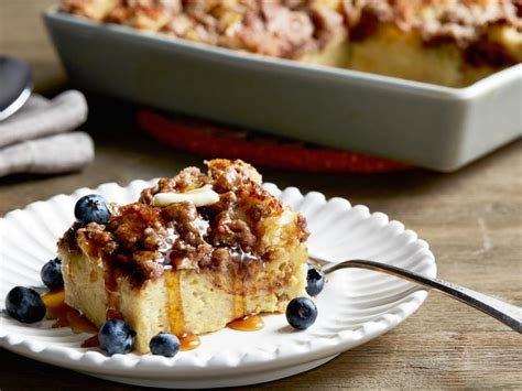 Overnight Baked French Toast Casserole Recipe Ree