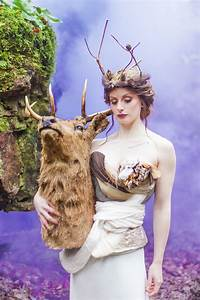 The Enchanted Forest: A Styled Editorial Shoot | Bespoke ...