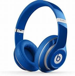 Beats By Dr  Dre U00ae Studio U00ae 2 0  Blue  Over