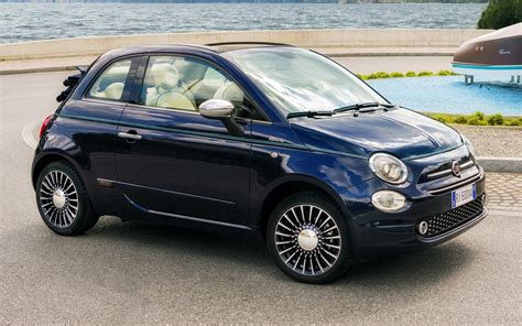 Fiat 500c Backgrounds by Fiat 500c Riva 2016 Wallpapers And Hd Images Car Pixel