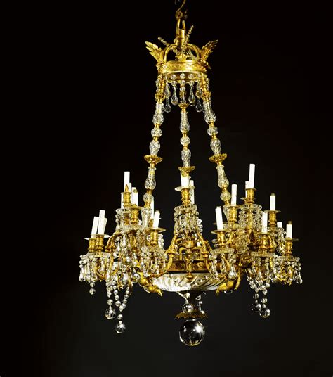 maison baccarat chandelier for sale antiques