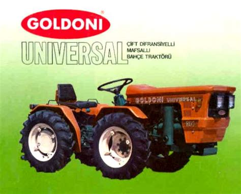 goldoni universal  tractor construction plant wiki