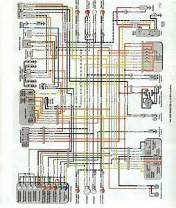 Wiring Diagram Suzuki Bandit 600