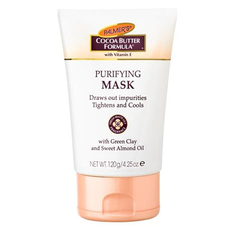 palmer 39 s cocoa butter formula purifying mask cocoa butter formula facial range palmer 39 s