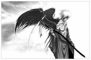Death Angel - Dark Anime Photo (31218160) - Fanpop