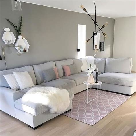 Zimmer Rosa Grau by A Grey And Pink Living Room By Mittpallas Living Room