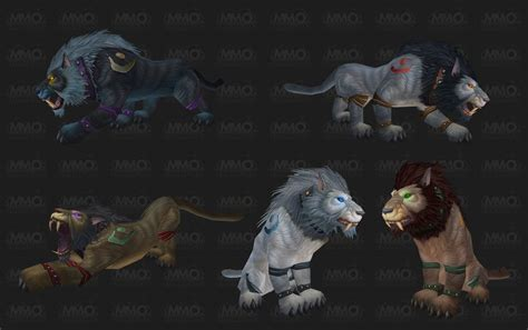 cataclysm concept arts and tier 11 druid forms blue posts mmo chion