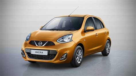 nissan micra india price 2017 nissan micra launched in india with additional