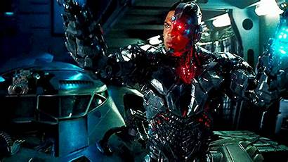 Cyborg Justice League Jl Dc Shot Titans