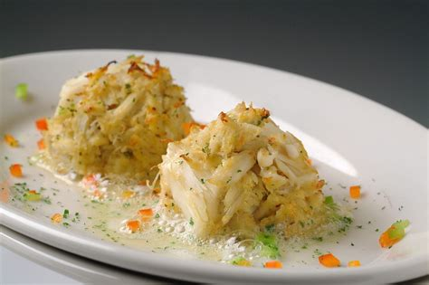crab cake appetizer ruth chris crab cakes appetizer local eats in ct