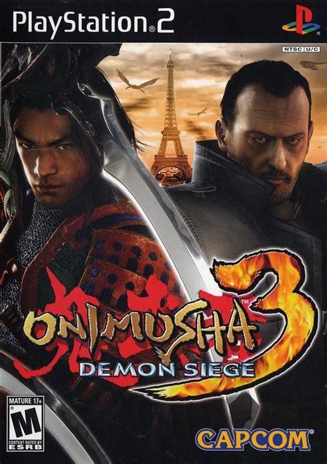 siege ps onimusha 3 siege box for playstation 2 gamefaqs