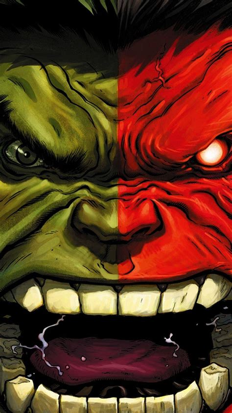 Hulk Cartoon Wallpapers Wallpaper Cave