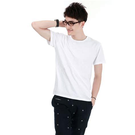 kaos t shirt 1 kaos polos katun pria o neck size m 86102 t shirt
