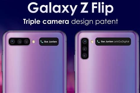 galaxy  flip      triple camera system