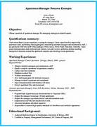 Resume For Apartment Manager Resume For Apartment Manager Resume Tags Apartment Management Resume Samples Property Management Resume Apartment Manager Resume Property Manager Resume And Get Inspired To Make Your Resume With