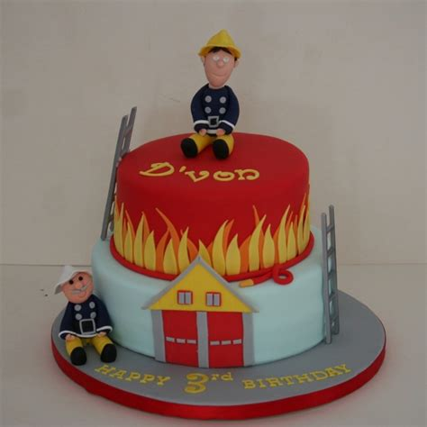 decoration anniversaire sam le pompier g 226 teau anniversaire sam le pompier pour 233 merveiller votre enfant
