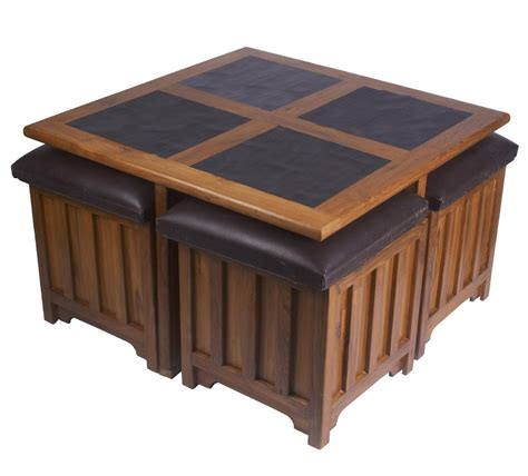 coffee table with pull out seats round coffee table with seats underneath roy home design