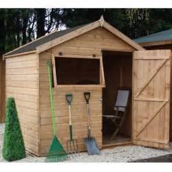 6 x 8 windsor shiplap apex shed buy sheds direct