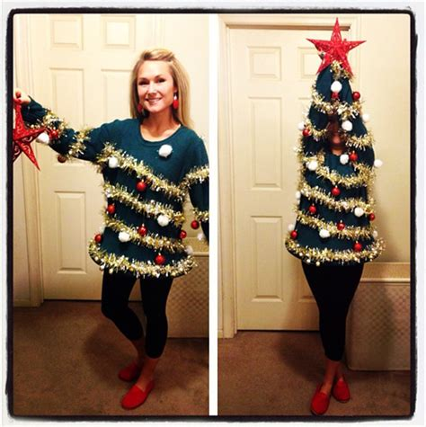7 diy tricks for creating gloriously ugly christmas