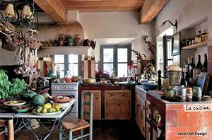 French Country home in Provence France featured in Maison ...