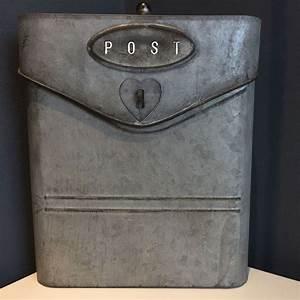 Briefkasten Shabby Chic : briefkasten zink neu vintage antik shabby ebay in 2019 ~ Watch28wear.com Haus und Dekorationen