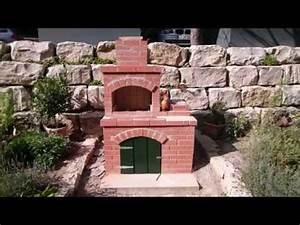 Gartengrill Selber Bauen Ytong : grill selber mauern integriertem hei en stein youtube ~ Watch28wear.com Haus und Dekorationen