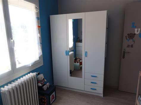 mobilier chambre ado chambre ado bleu turquoise et gris idées de décoration