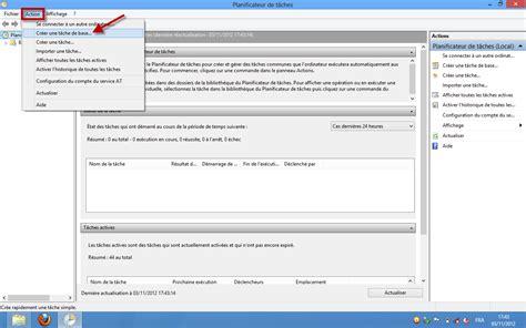 afficher bureau windows 8 démarrer windows 8 directement sur le