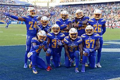 Chargers Angeles Los Football Team Defense Usa