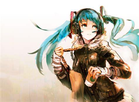 Hatsune Miku Vocaloid Zerochan Anime Image Board