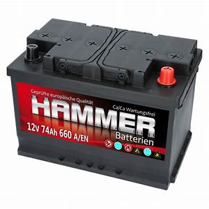 Autobatterie 74ah Preisvergleich : autobatterie 74ah 660a en pluspol rechts ~ Jslefanu.com Haus und Dekorationen