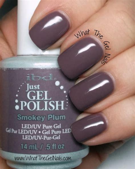 gel nail colors ibd gel nail colors for fall