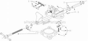 Wilton 1750 Parts List And Diagram