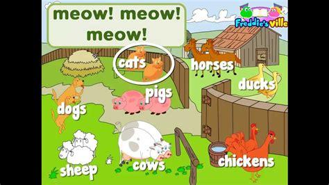 Animal Farm Resumen En Ingles by Farm Animals Song For Teaching To Children