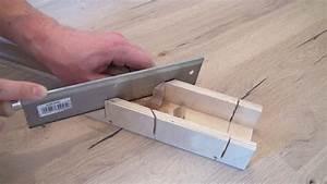 Gehrung Schneiden Anleitung : laminat leisten verlegen ~ Orissabook.com Haus und Dekorationen