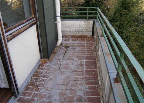 balkon terrassensanierung wasserschaden schimmel