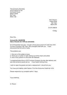 sle complaint letter to human resources about manager 1000 images about sle complaint letters on 24561