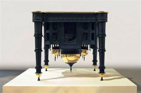 table that turns you upside down taj mahal table turns the wonder of the world upside down