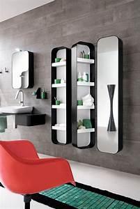 Colonne Salle De Bain Avec Miroir : miroir salle de bain lumineux en 55 designs super modernes ~ Dailycaller-alerts.com Idées de Décoration