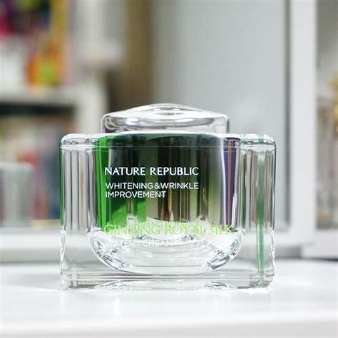 Harga Nature Republic Ginseng Royal Silk Watery nature republic ginseng royal silk watery review