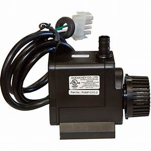 Portacool Cyclone Replacement Pump  U2014 Fits Portacool
